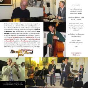 ilbuongustaio - Gigi Marson Rivolta Jazz Band